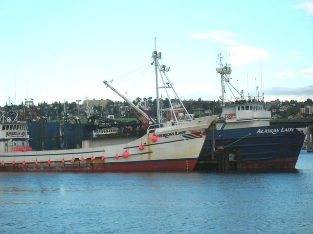 Alaska fishing boats fishing vessel alaskan lady a ser for Alaska fishing boats