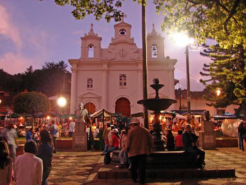 Iglesia del Retiro Antioquia by laloking97