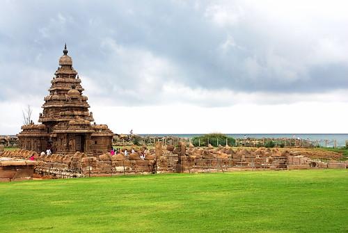 Mahabalipuram Shore Temple India Shore Temple 02 Mahabalipuram