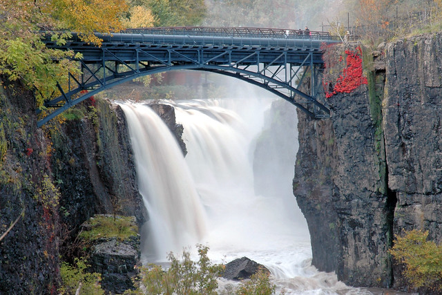 Passaic county patersons great falls thursday