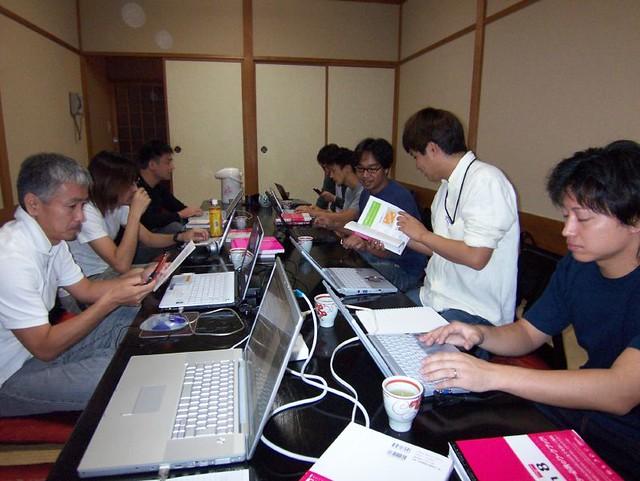 Photo:seminar By hiroohi