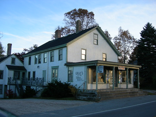 Gray's General Store by jimmywayne