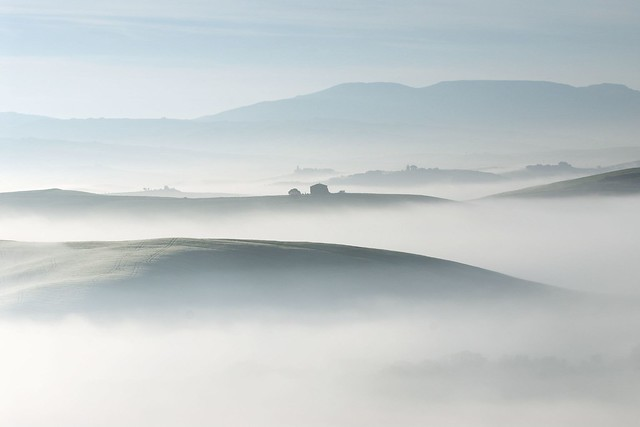 Now that's what I call mist