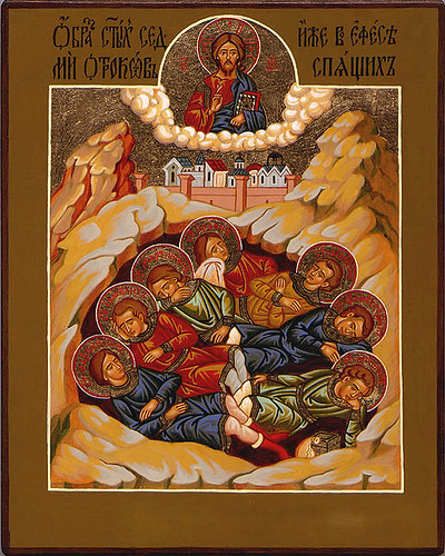 Seven Holy Sleepers of Ephesus
