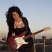 "Liz Larin, Rock Goddess by ""CAVE CANEM"""