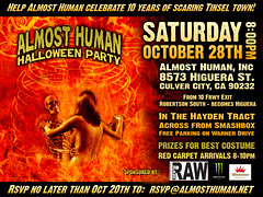 Almost Human Halloween party 2006
