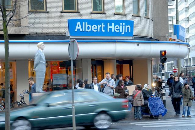 The Observer Hoek Spui En Grote Marktstraat Den Haag Het Flickr