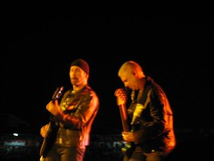 The Edge and Larry, U2