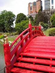 Puente del Jardin Japones