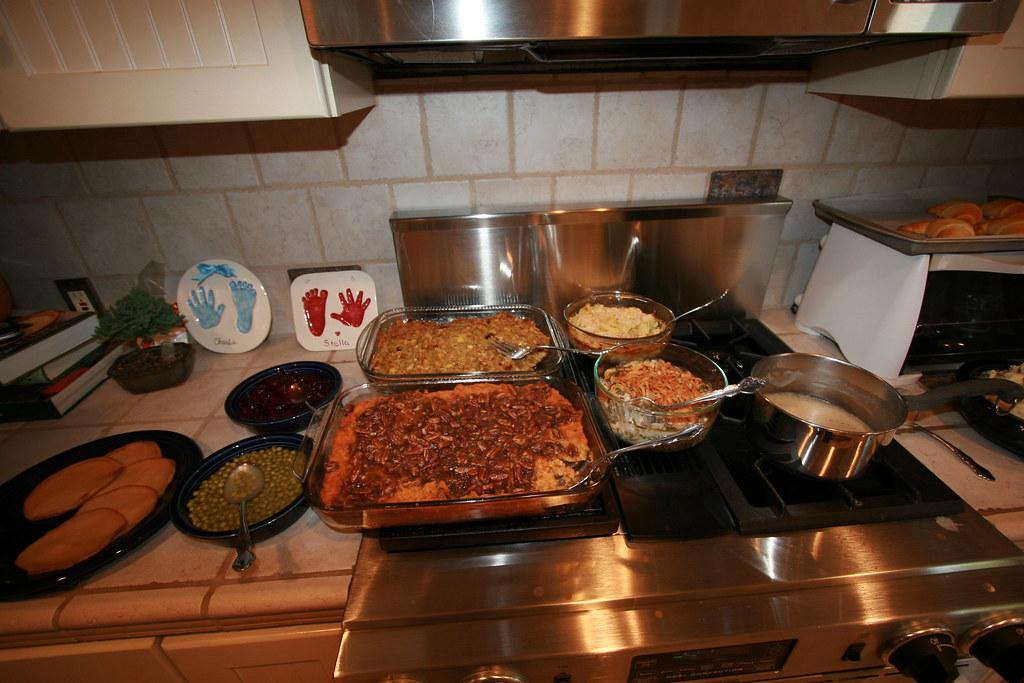 (Vegetarian) Thanksgiving Dinner