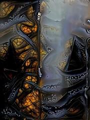 Deepdream Demeure du Chaos / Abode of Chaos