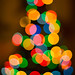 Out of Focus Christmas Tree by arkworld