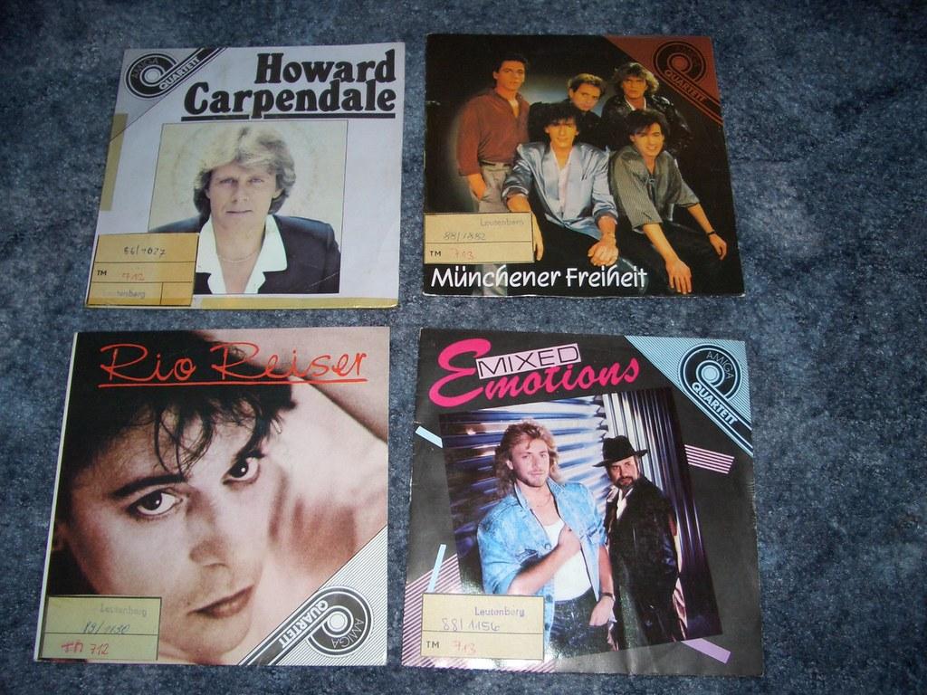 Vinyl Singles 1