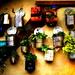Jardin de hojalata / Tin plate garden by *atrium09