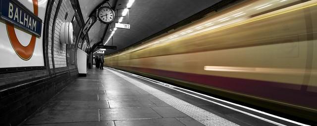 Balham Station, London