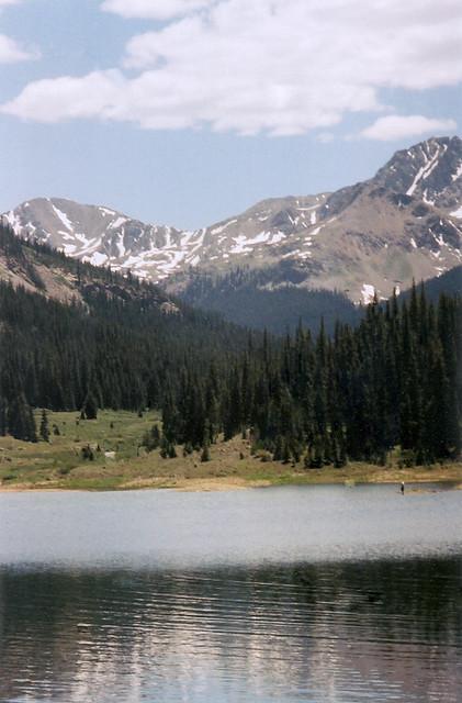 maroon bells lake at - photo #36