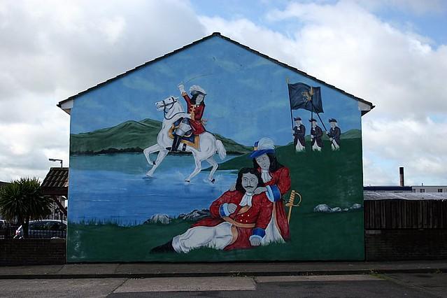 Murals of issues belfast northern ireland flickr for Mural ireland