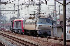 DF200甲種輸送