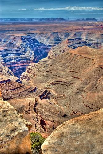 red nature rock point landscape utah d200 hdr highdynamicrange muley sdosremedios nikonstunninggallery size3x2 ©2006stevendosremedios