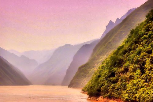 china mountains canon river landscape yahoo interestingness flickr quality picasa best explore tele tamron yangzi charliebrown8989 corel paintshopprox specnature