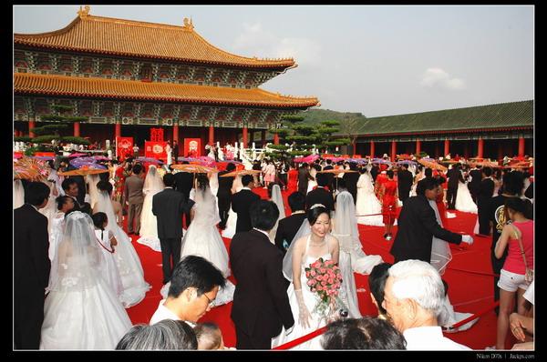 高雄市孔廟集團婚禮-2006