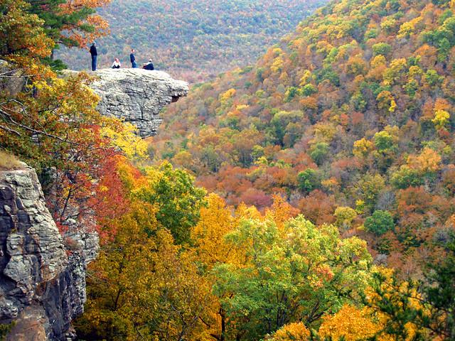 Hawksbill Crag