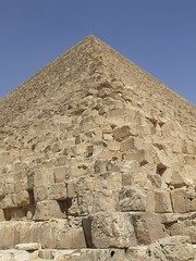 ancient history, pyramid, badlands, archaeological site,