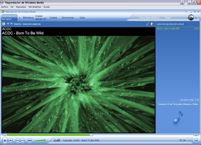 how to create personal album windows media player
