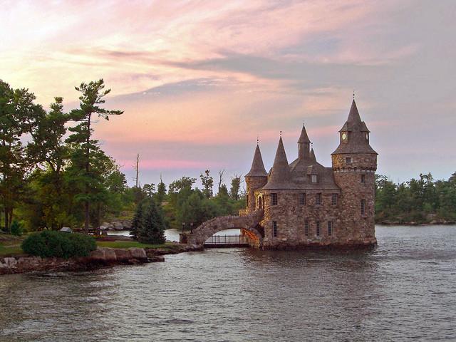 Bonnie Castle Thousand Islands
