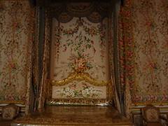 Versailles - Marie Antoinette Bedroom