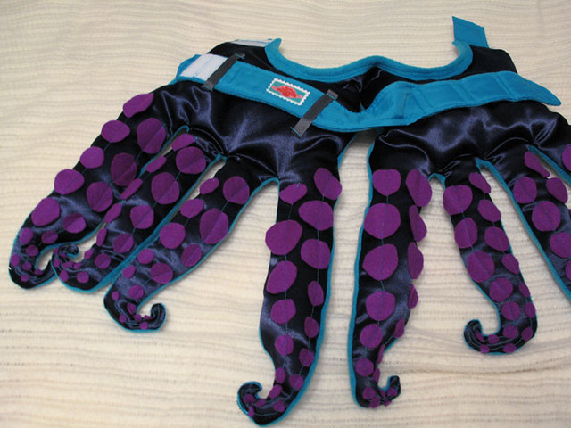 how to make dr octopus costume