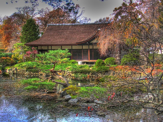 Japanese House, Fairmount Park | Flickr - Photo Sharing!