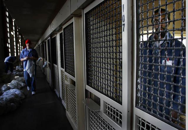 Maximum security prison | Inside the maximum-security cell b