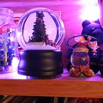 Lighted Toy Shelf