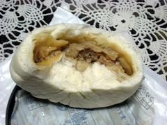 nikuman, baozi, baked goods, food, dish, cuisine,