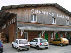 Charpente LABEYRIE (NEUILLY-LE-REAL,FR03)