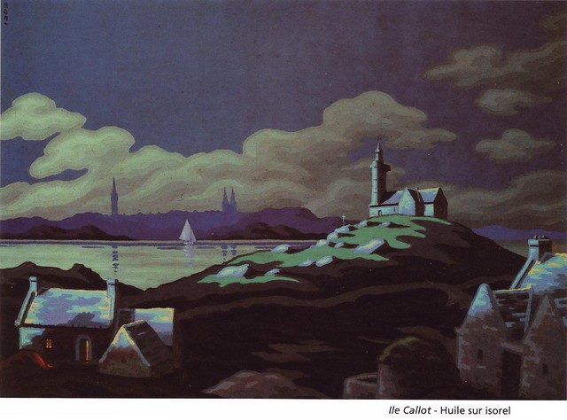 Kerga - Peintre de la Baie de Morlaix