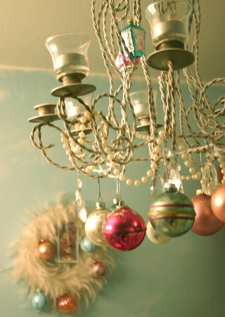 I am dreaming of a shabby chic christmas for Shabby chic christmas