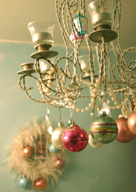 I am dreaming of a Shabby Chic Christmas..........