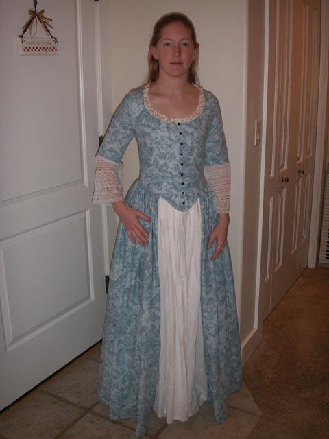 Elizabeth Dress front