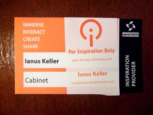 Inspiration provider