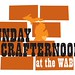 Welcome to Sunday Crafternoons!