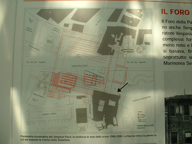 ROME - IMPERIAL FORA. The Temple of Peace (Area C). Excavations & Related studies (1998-2007).