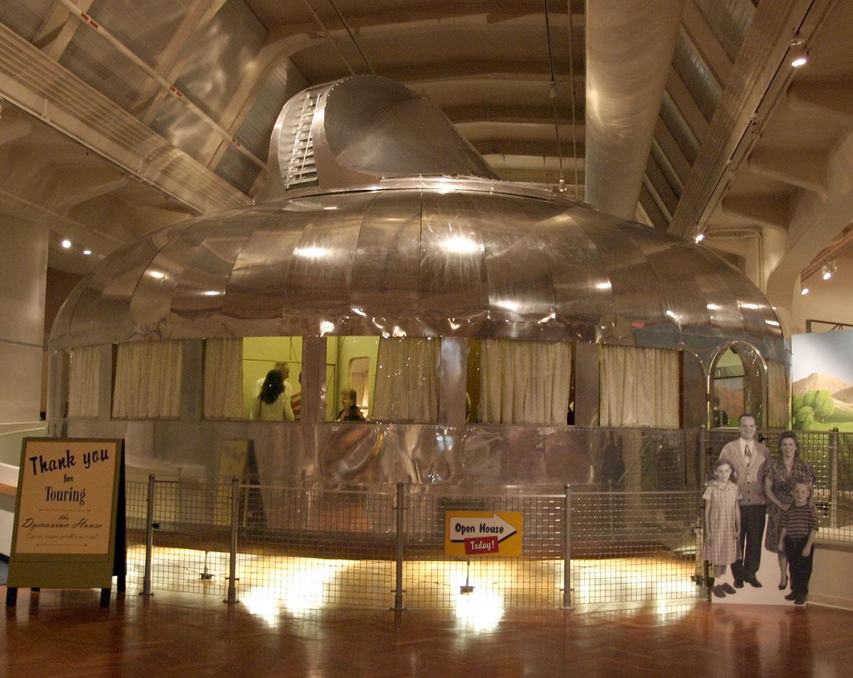 28 Dymaxion House Dymaxion House Architectuul