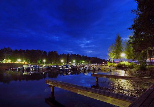 longexposure blue lake finland geotagged nightimage savitaipale kuolimo geolat612001 geolon27678852