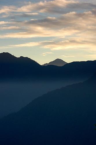 sunrise 阿里山 alishan 嘉義