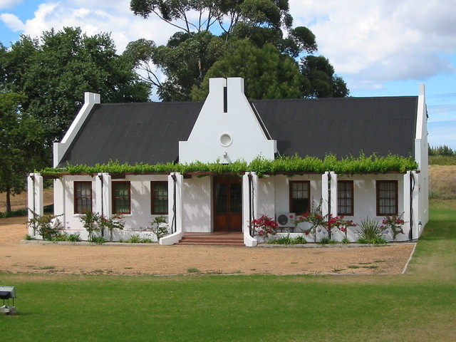 House plans and design house plans south african style for Cape dutch house plans