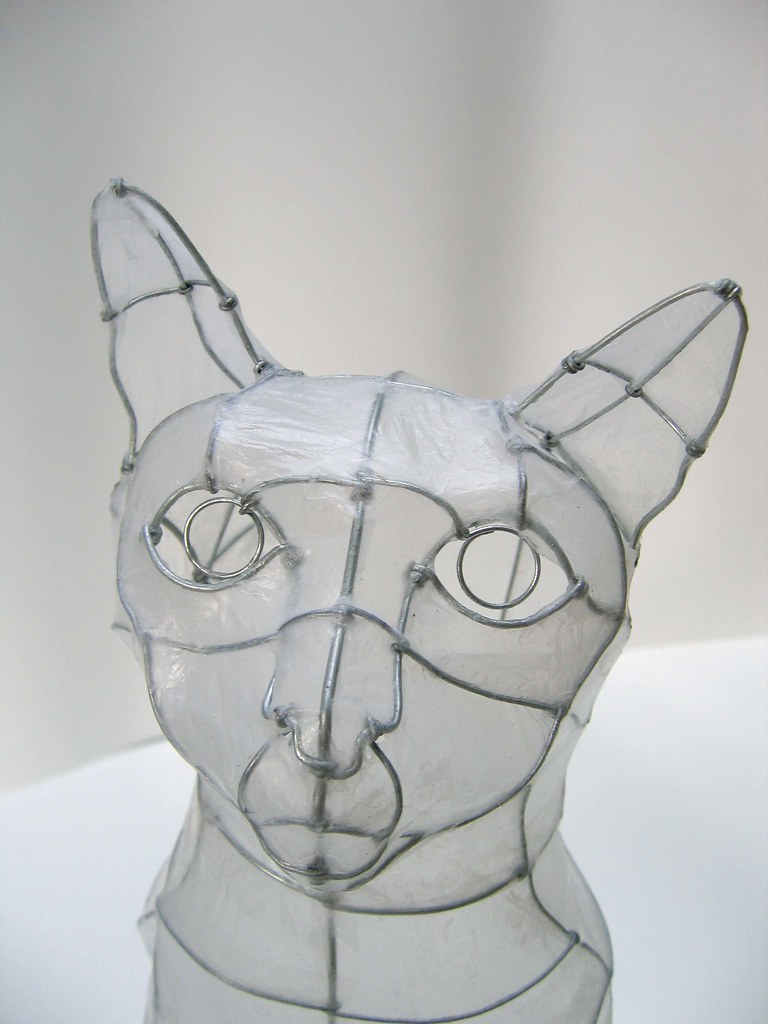 Wire Sculptures by Polly Verity. Mythological Creatures, Beasts ...