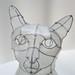 wire cat by polyscene