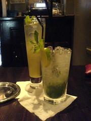 mmm...cocktails...